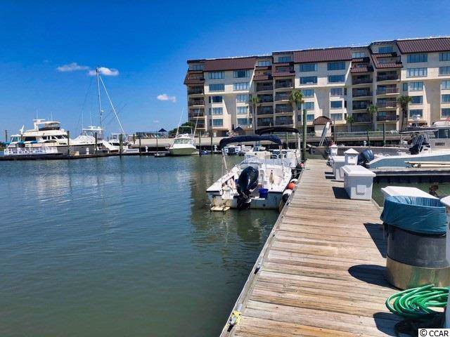 Slip #54 Marlin Quay Marina, Garden City Beach, SC 29576 (MLS #1919092) :: The Greg Sisson Team with RE/MAX First Choice