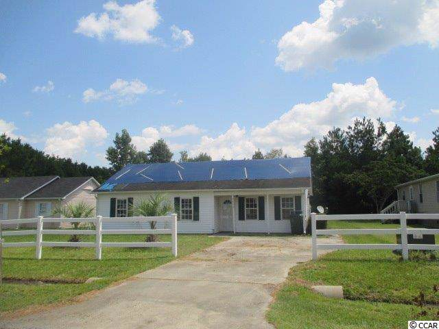 5168 Spring St., Loris, SC 29569 (MLS #1919244) :: Right Find Homes
