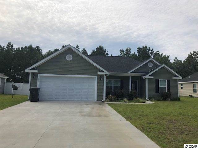 230 Blue Jacket Dr., Galivants Ferry, SC 29544 (MLS #1919372) :: The Greg Sisson Team with RE/MAX First Choice