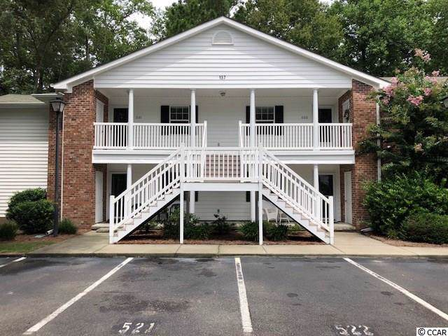157 Egret Run Ln. #522, Pawleys Island, SC 29585 (MLS #1919534) :: James W. Smith Real Estate Co.