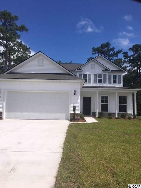 828 Wild Leaf Loop, Conway, SC 29526 (MLS #1919685) :: SC Beach Real Estate