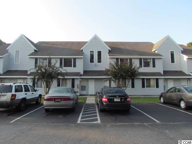 500 Fairway Village Dr. 8G, Myrtle Beach, SC 29588 (MLS #1919768) :: The Hoffman Group