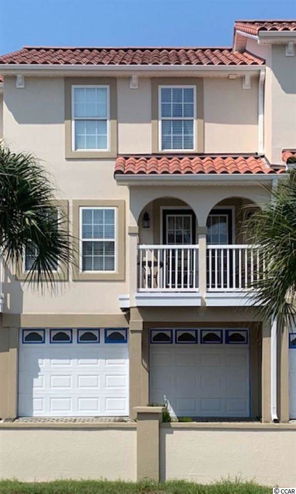 516 Hillside Dr. S #205, North Myrtle Beach, SC 29582 (MLS #1919830) :: The Trembley Group
