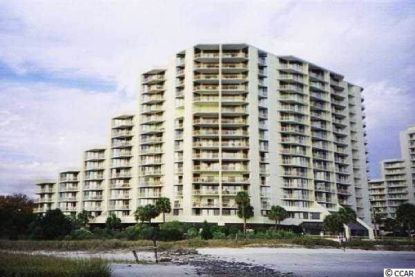 101 Ocean Creek Dr. Nn-3, Myrtle Beach, SC 29572 (MLS #1919987) :: The Hoffman Group