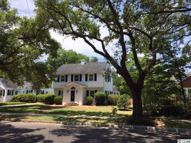 329 Meeting St., Georgetown, SC 29440 (MLS #1920059) :: The Litchfield Company