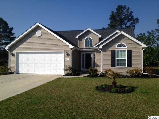299 Turning Pines Loop, Myrtle Beach, SC 29579 (MLS #1920109) :: United Real Estate Myrtle Beach
