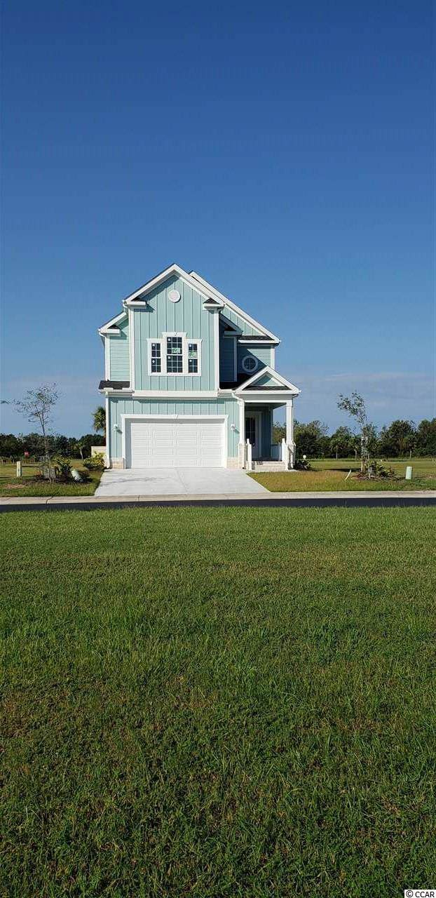 1105 Whispering Winds Dr., Myrtle Beach, SC 29579 (MLS #1920180) :: The Litchfield Company