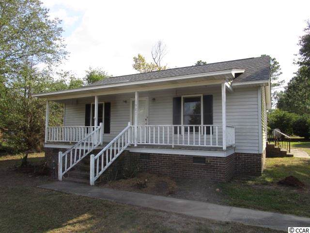 1927 Bethune Hwy, Bishopville, SC 29010 (MLS #1920221) :: The Litchfield Company