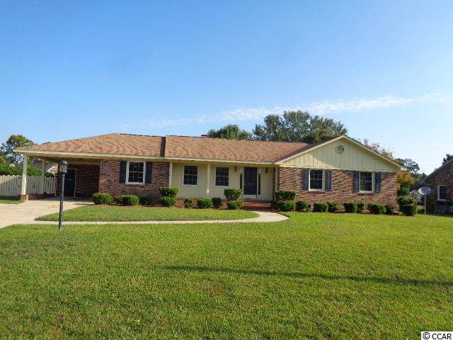 307 Camellia Ave., Marion, SC 29571 (MLS #1920441) :: The Hoffman Group