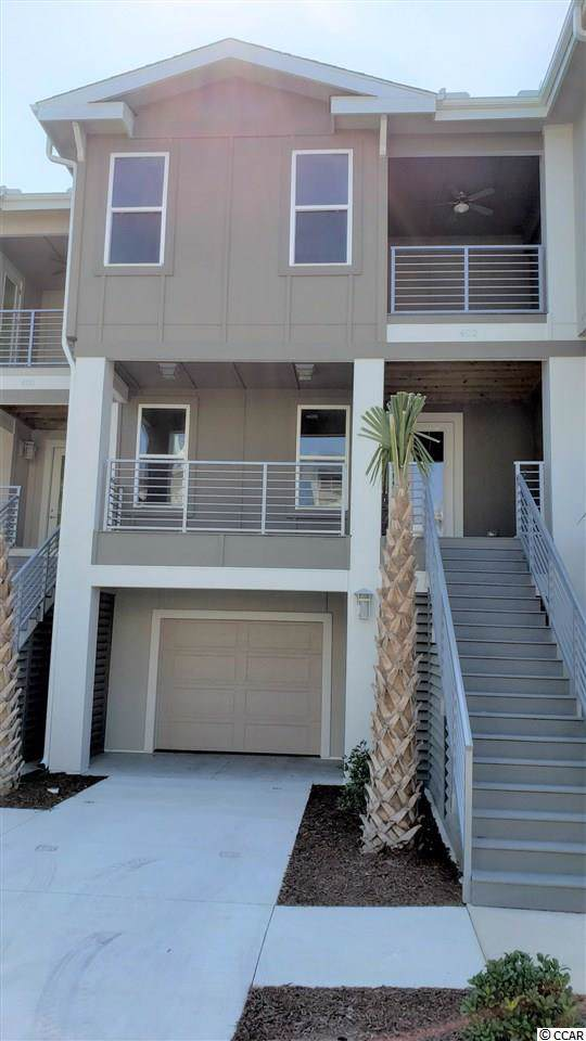600 48th Ave. S #402, North Myrtle Beach, SC 29582 (MLS #1921142) :: Garden City Realty, Inc.