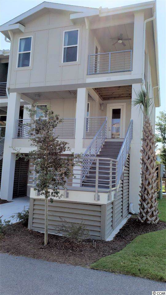 600 48th Ave. S #401, North Myrtle Beach, SC 29582 (MLS #1921149) :: Garden City Realty, Inc.