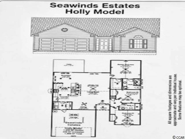 206 Leste Rd., Myrtle Beach, SC 29588 (MLS #1921467) :: Hawkeye Realty