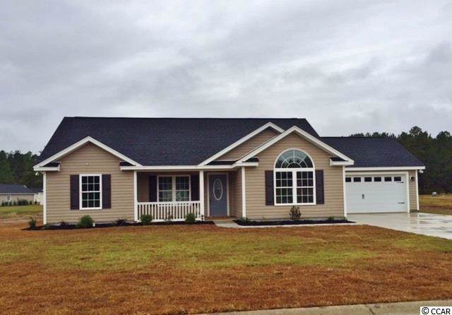 371 Macarthur Dr., Conway, SC 29527 (MLS #1921480) :: The Lachicotte Company