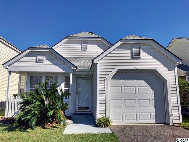 306 Lyons Cove Dr., Myrtle Beach, SC 29577 (MLS #1922422) :: The Litchfield Company