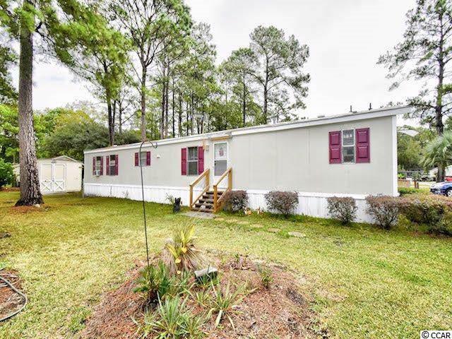11 Spinnaker Ln., Garden City Beach, SC 29576 (MLS #1922468) :: United Real Estate Myrtle Beach