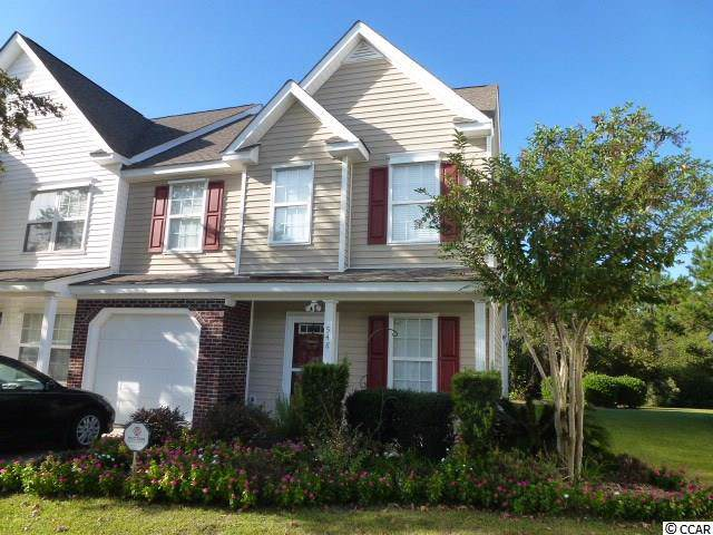 548 Uniola Dr. #548, Myrtle Beach, SC 29579 (MLS #1922578) :: Sloan Realty Group