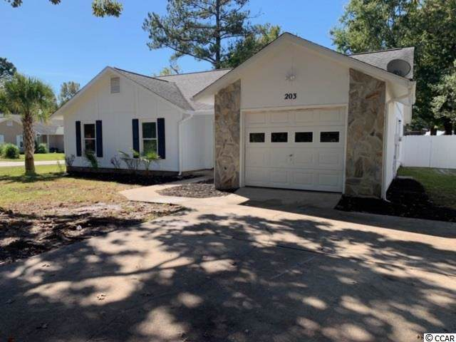 203 Stonebridge Dr., Myrtle Beach, SC 29588 (MLS #1922635) :: Hawkeye Realty