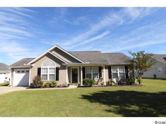 1004 Cranesbill Ct., Conway, SC 29527 (MLS #1922839) :: The Hoffman Group