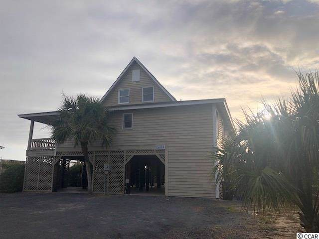 240-B Atlantic Ave., Pawleys Island, SC 29585 (MLS #1923135) :: The Litchfield Company