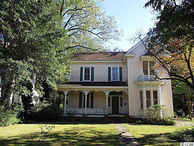 245 W Broad St., Darlington, SC 29532 (MLS #1923220) :: The Litchfield Company