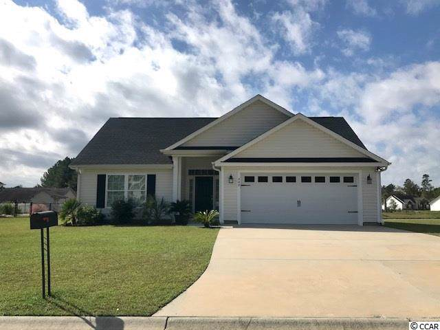 449 Oakham Dr., Conway, SC 29527 (MLS #1923619) :: The Hoffman Group