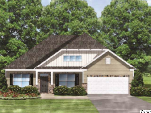 448 Hillsborough Dr., Conway, SC 29526 (MLS #1924001) :: Jerry Pinkas Real Estate Experts, Inc