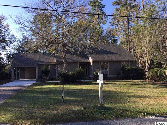114 Wofford Rd., Conway, SC 29526 (MLS #1924294) :: The Hoffman Group