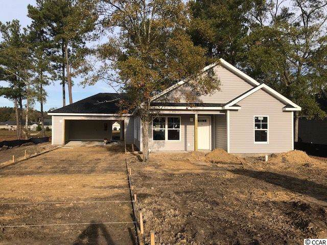 205 Georgia Mae Loop, Conway, SC 29526 (MLS #1924387) :: The Lachicotte Company