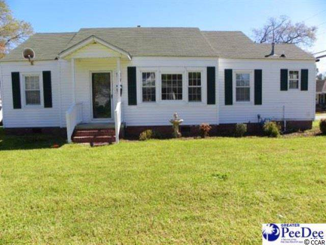 402 N Park St., Mullins, SC 29574 (MLS #1924666) :: The Litchfield Company