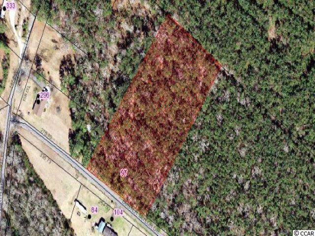 97 Buster Taylor Dr., Andrews, SC 29510 (MLS #1924749) :: The Lachicotte Company