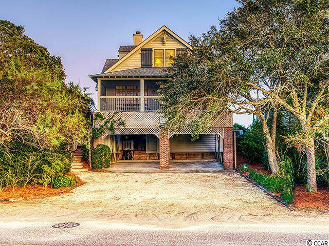568 Myrtle Ave., Pawleys Island, SC 29585 (MLS #1925146) :: James W. Smith Real Estate Co.