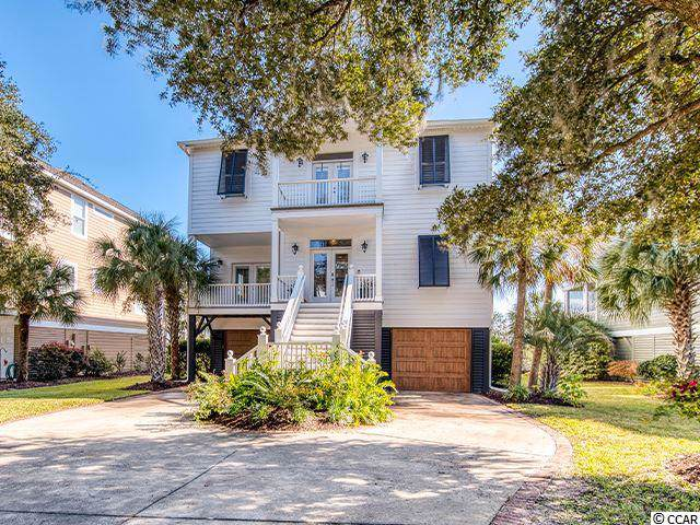 72 Windy Ln., Pawleys Island, SC 29585 (MLS #1925180) :: The Trembley Group | Keller Williams