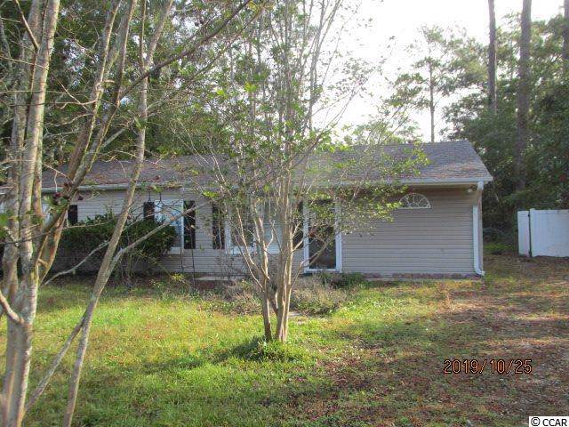 1310 Woody Ln., Conway, SC 29526 (MLS #1925319) :: The Litchfield Company