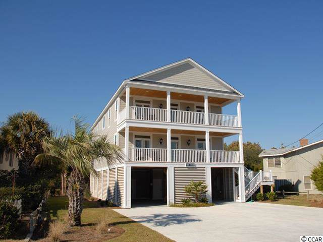 1225 Parker Dr., Pawleys Island, SC 29585 (MLS #1925477) :: James W. Smith Real Estate Co.