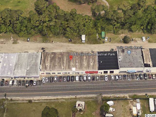 1282 Surfside Industrial Park Dr., Surfside Beach, SC 29575 (MLS #1925495) :: The Greg Sisson Team with RE/MAX First Choice