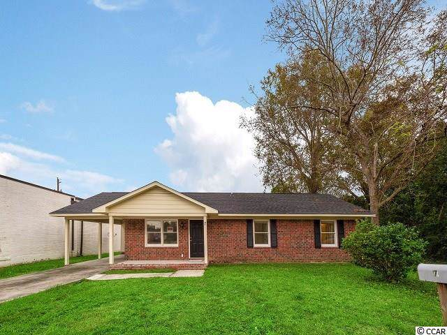 7 S Farr Ave., Andrews, SC 29510 (MLS #1925507) :: The Lachicotte Company