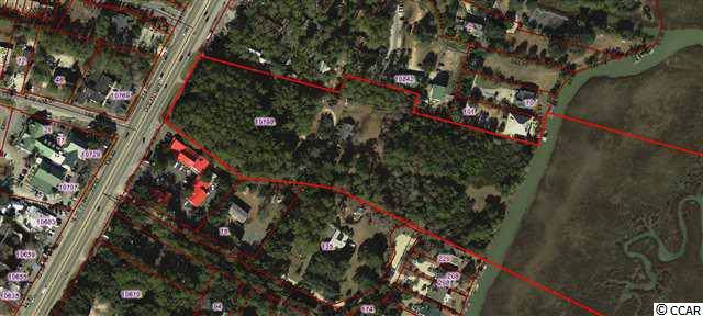10798 Ocean Hwy., Pawleys Island, SC 29585 (MLS #1925725) :: Right Find Homes