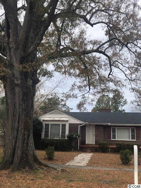 200 14th Ave, Dillon, SC 29536 (MLS #1925755) :: The Lachicotte Company