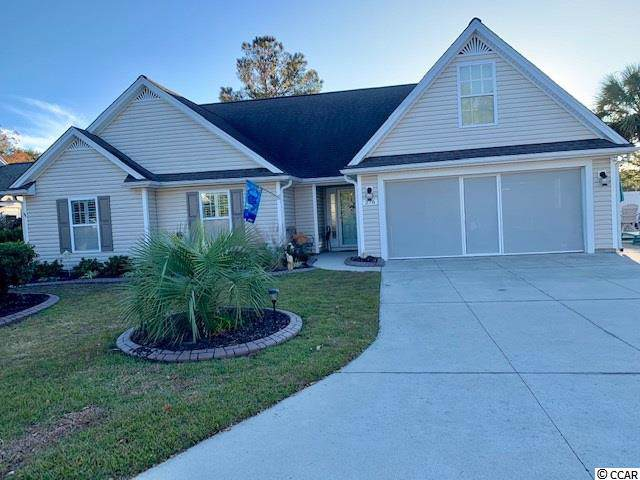 276 Melody Gardens Dr., Surfside Beach, SC 29575 (MLS #1925854) :: The Lachicotte Company