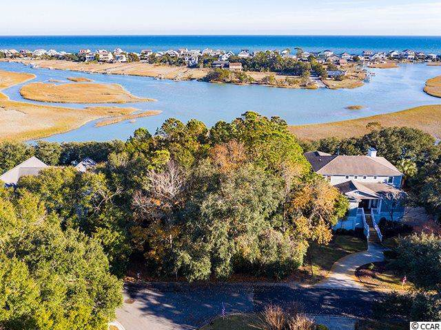 TBD Salt Creek Pl., Pawleys Island, SC 29585 (MLS #1925891) :: Coastal Tides Realty