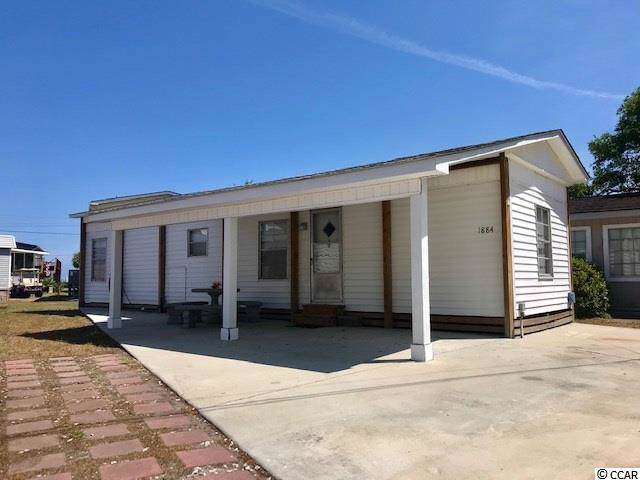 1884 Kingfisher Dr., Surfside Beach, SC 29575 (MLS #1925893) :: Coastal Tides Realty