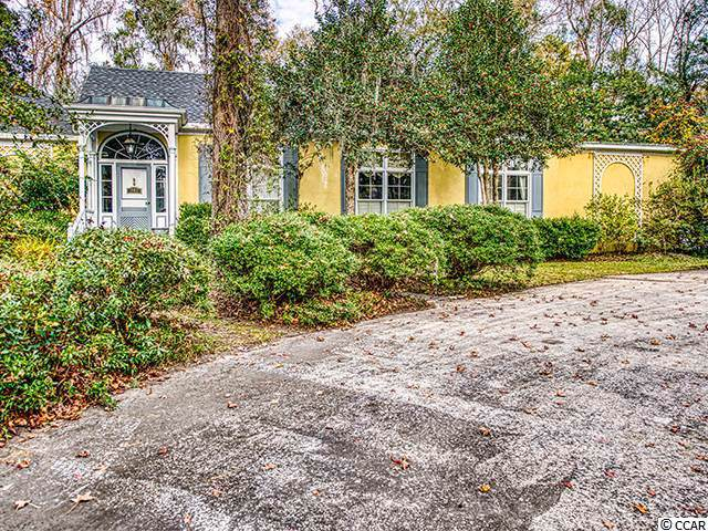 582 Tuckers Rd., Pawleys Island, SC 29585 (MLS #1926013) :: The Litchfield Company