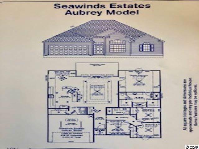 441 Levanto Rd., Myrtle Beach, SC 29588 (MLS #1926022) :: Garden City Realty, Inc.