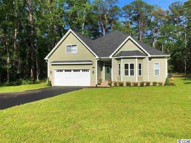 306 Hill Dr., Pawleys Island, SC 29585 (MLS #1926033) :: Jerry Pinkas Real Estate Experts, Inc