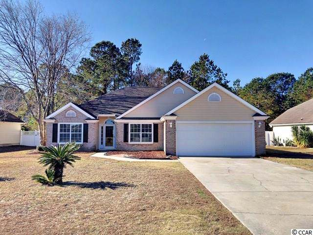 2614 Ringneck Trail, Myrtle Beach, SC 29588 (MLS #1926481) :: The Greg Sisson Team with RE/MAX First Choice