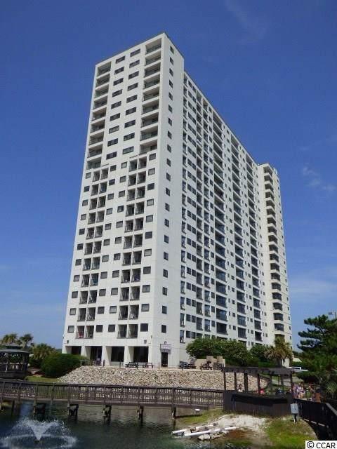5905 S Kings Highway 1011-C, Myrtle Beach, SC 29575 (MLS #1926527) :: SC Beach Real Estate