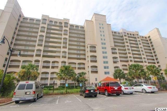4801 Harbour Pointe Dr. #106, North Myrtle Beach, SC 29582 (MLS #1926536) :: SC Beach Real Estate