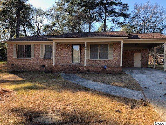 305 N King George Rd., Florence, SC 29506 (MLS #1926881) :: The Litchfield Company