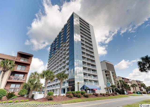 5511 N Ocean Blvd. #103, Myrtle Beach, SC 29577 (MLS #1926895) :: The Greg Sisson Team with RE/MAX First Choice
