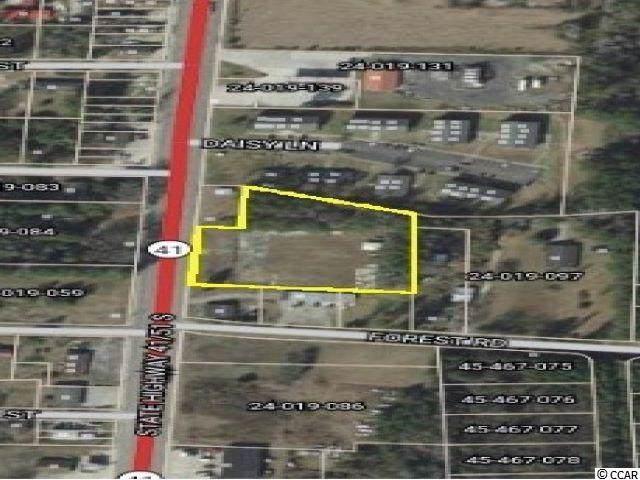 TBD Highway 41, Hemingway, SC 29554 (MLS #2000334) :: James W. Smith Real Estate Co.